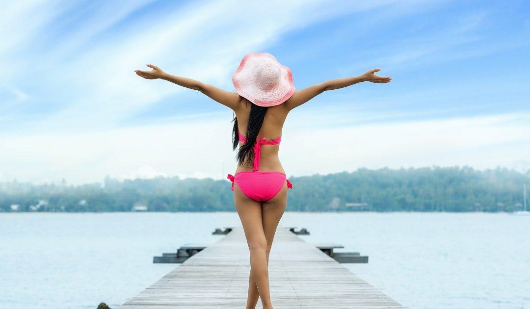 Bikini: 5 trucchi last minute per un corpo più bello.